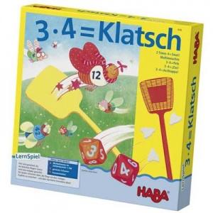 3 x 4 is Klatsch<br />vanaf 8 jaar