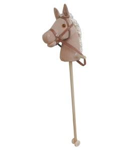 stokpaard met geluid