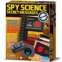 spy science secret messages