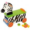 Loopfiguur zebra