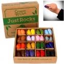 64 crayon rocks