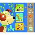 Puzzel 'honden'