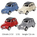 Citroën 2CV mini