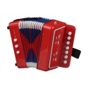 accordeon<br />incl. muziekboekje