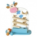 Rollerbaan koe